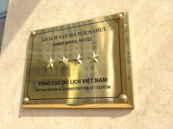 Làm biển đồng inox ăn mòn tại Thanh Xuân