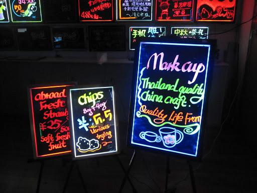 báo giá bảng huỳnh quang tại Cầu Giấy