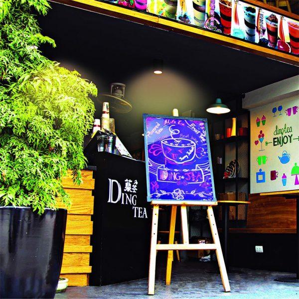 báo giá bảng huỳnh quang tại Long Biên
