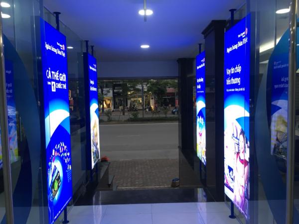 Làm biển hộp đèn 3M tại Hoàn Kiếm