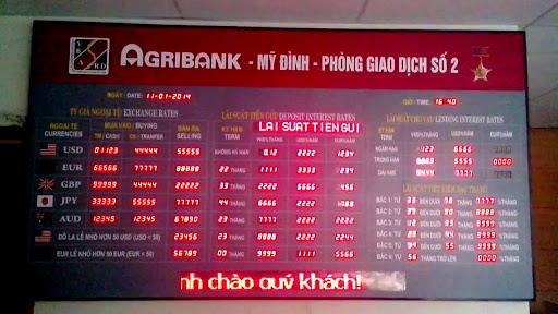 Làm biển led tỷ giá ngân hàng tại Hoàn Kiếm